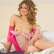 Beautiful Lingerie Teen Patritcy Strip And Finger