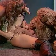 Classic Lesbian Action With Ass Toying