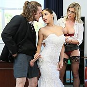 Abella Danger And Cory Chase Anal FFM