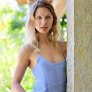 Blue Eyes Slim Model Clarice