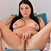 Lovely Milf Madeline Strips Naked