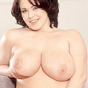 Curvaceous Beauty With Large Tatas