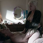 51 Year Old Sherilyn Fenn In A Shameless Sex Scene