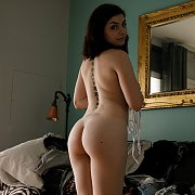 Arousing Keira Croft Nude And In Panties