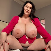 Massive Tits Big Beautiful Milf