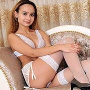 Aimee Rox First Erotic Shoot