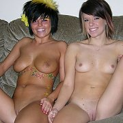 Two Amateur Coed Cuties