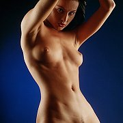 Gorgeous nude model