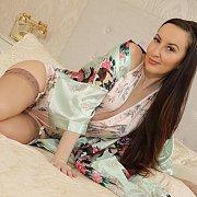 Lingerie And Stockings Teasing Sophia Smith
