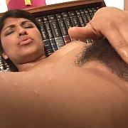 Hairy Hispanic Pussy Squirting