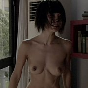 Bai Ling Exposing Her Breasts On Film