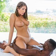 August Ames Is A Vixen
