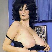 Big Tits Classic Ladies