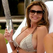 Charisma Carpenter In Bikini