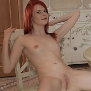 Red Haired Erotic Nude