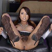 Horny Schoolgirl Jessica