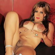 Huge Tits Transgirl
