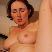 Lusty Milf Self Pleasuring With Sex Toy
