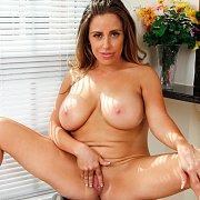 Big Tits Latina Milf Toys