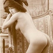 Nice Naked Vintage Chicks