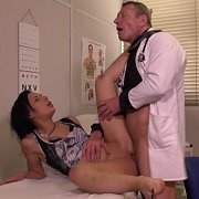 Doctor Ass Fucks New Assistant