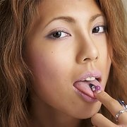Japanese Teen Giving Head