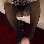 Feet And Nylons Seduction