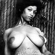 Classic Ebony Babe