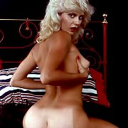 Classic Tan Lines On Blonde Adult Star Ass