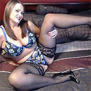 Stockings Milf On Cam