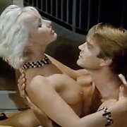 French Celeb In Eighties Sex Scene