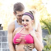 MILF Cali Carter Gets Her Sexual Workout