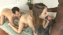 3:12 Black Bi Cuckolding 20 with Pressley Carter
