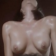 Nice Italian Actress Baring Breasts On Screen