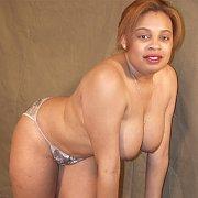 Nude Black BBW