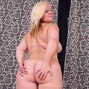 Plump Blonde Fat Teen Porn