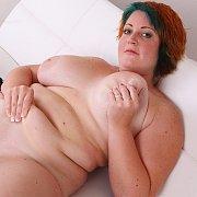 Stefanie's Fat Teen Porn