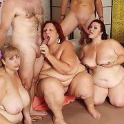 Super-Sized Orgy