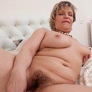Horny Marianna Masturbates