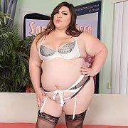 Fat In Lingerie