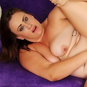 Chunky Mom Takes Fat Cock