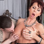 Fake Knockers Grandma Fucked