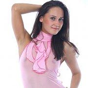 See Thru Pink Lingerie Babe