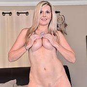 Tall Mature Blonde Beauty