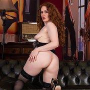 Natural Redhead Annie M
