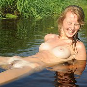 Checkered Bodystocking Lingere On Busty Wife