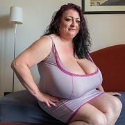 Sabrina Meloni Macromastia Breasts
