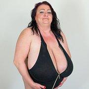 Sabrina Meloni Big Tits Bikini BBW