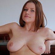 Big tits blue eyes nude