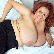 Sinead BBW Redhead With Big Boobs